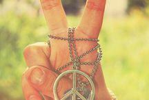 Hippie / counter culture Love