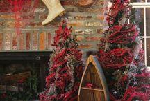 Cajun home and Christmas