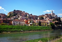 Panorama Landscape Polla Salerno