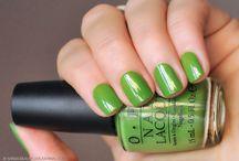 OPI  / Nail polish swatch