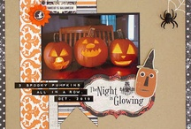 Halloween Layouts / by Moira Coward