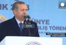 Τουρκία: Τελειωμό δεν έχουν τα σκάνδαλα για τον Ρετζέπ Ταγίπ Ερντογάν.