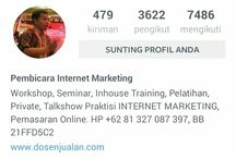 Dosen Jualan / 081-327-087-397 Pembicara internet marketing,Workshop internet marketing,facebook marketing,Twitter marketing,Online Marketing
