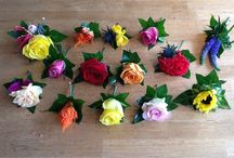 Cherry Picked Flowers Rock / Check out my funky flowers