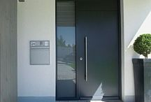 drzwi wejściowe