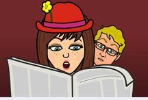 Bitstrips / A story in pictures