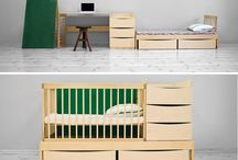 Multi fuction furniture for small space