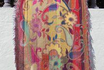 www.sjalshopen.se / Shawls, scarves, textiles, pashmina, pashminas, sjal, sjalar, ullsjal, ullsjalar, jaquard,