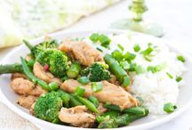 Asian Inspiration - Food and Culture / by Andraea Smith
