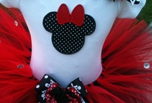 Minnie mouse  / by Victoria Stephen