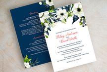 Weddings - Navy Blue Beauty