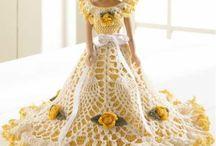 bambolina vestito viallo