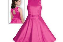 Pretty In Pink Girls' Dresses
