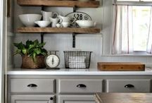 kitchen ideas / Its an addiction...I will remodel!