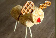 Christmas crafts for kidlets!