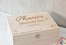 Christening, Birth & Baby Shower / Our stunning collection of personalised gift ideas for Christenings & Birth