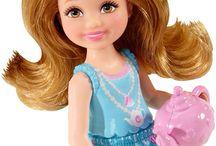 mała sportowa koleżanka Barbie