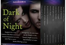 Dark of Night: 9 Paranormal Romances to Make You Shiver / Shifters and werewolves and vamps, oh my! This value bundle of nine sexy paranormal romances offers supernatural thrills and chills galore. Cuddle up to these creatures of the night with this collection of dark and dangerous romances... http://www.amazon.com/Dark-Night-Paranormal-Romances-Shiver-ebook/dp/B00NQGIPS4/ref=sr_1_2?s=books&ie=UTF8&qid=1413079371&sr=1-2&keywords=charmaine+ross