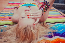 Colourz / by Lindsay Einer