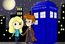 Doctor who / by Alix Garbus