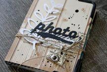 Photo Album Diy ♥