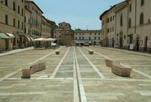 Cetona / Cetona behoort tot de mooiste dorpen van Toscane. Het heeft een middeleeuws centrum met een prachtig renaissance plein.