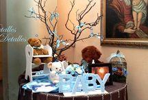 BABY SHOWER / MESAS DE POSTRES