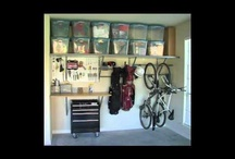 Garage / by Ginny Wiley