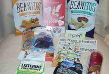 @Influenster #RefreshVoxBox @InfluensterVox / All the great products that are in the @Influenster #RefreshVoxBox
