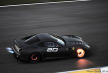 Modern Racing Cars I Like
