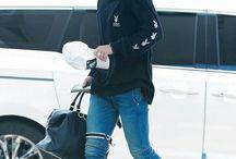 Jimin Airport Fashion