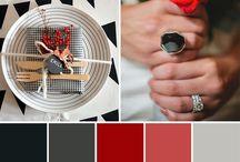 Ideas □ colour palettes