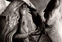 Mythology, Vikings