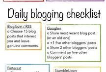 Blogging / by Danni Schwartz