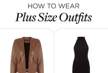 OUTFITS...PLUS SIZE
