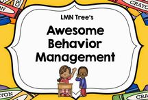 Awesome Behavior Management / Awesome resources, tips, activities, and strategies for teachers