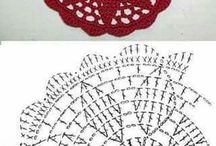 Small doilies/coasters
