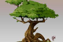 Trees CA