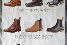 Mens boots style