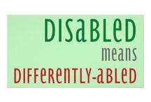 Disability Awareness осведомленность об инвалидности