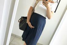 """Cheynice Outfits """"Style the Bump"""" / Meine Schwangerschaftsoutfits"""