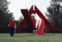 art public installations / art installations public art sculptures conceptual art art exhibitions worlds museums Louise Borgeois Spider
