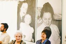 Grandmas 100th birthday.