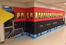 Classroom Door ideas