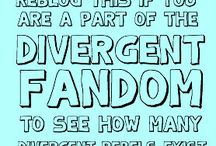 Divergent / ⚠️ SPOILERS!! ⚠️