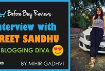 Interview by mihir gadhvi