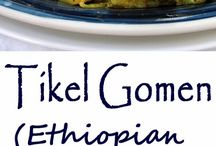 Yummy African Eats