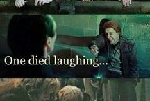Fred and George - Till death do us part