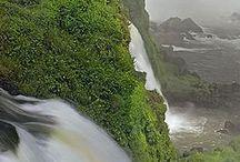 Imágenes de lugares hermosos e importantes en el mundo