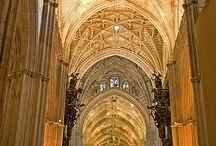 Castillos y catedrales de España
